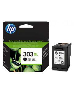 HP T6N02AE HP 303 musta 4ml 200 sivua Original mustekasetti
