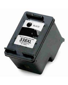 HP C8765EE No 338 musta 18ml 64% enemmän Mustekasetti.com