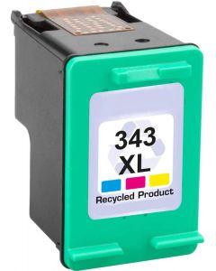 HP C8766EE, HP 343 3-väri 18ml yli 2,5 x enemmän Mustekasetti.com
