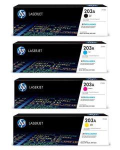 HP 203A, CF540A, CF541A, CF542A, CF543A CMYK 4-väri Original