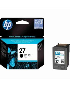 HP C8727A No 27 musta 10ml Original mustekasetti