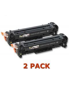 Canon 2662B002 CRG-718 musta 3500 sivua x 2 kpl Mustekasetti.com