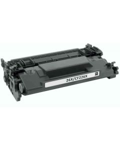 HP CF226X musta 9000 sivua Mustekasetti.com