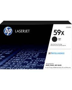 HP CF259X musta 10000 sivua Original mustekasetti