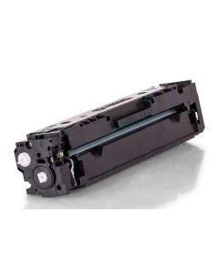 HP CF540X, HP 203X musta 3200 sivua Mustekasetti.com