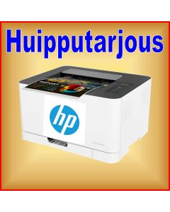 olor laser 150A -värilasertulostin + musta lisäkasetti HP W2070A
