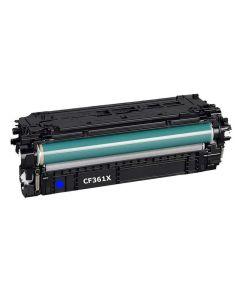 HP CF361X syaani 9500 sivua Mustekasetti.com