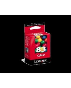Lexmark 018LX042E Original mustekasetti No 83 3-väri Original mustekasetti