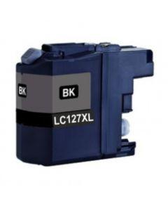 Brother LC-127XLBK musta 30ml Mustekasetti.com
