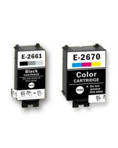 Epson C13T26614010 musta ja 3-väri 20,2ml Mustekasetti.com