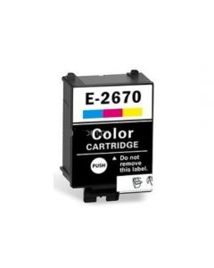 Epson C13T26704010 3-väri 11,4ml Mustekasetti.com