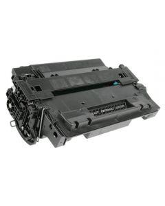 HP CE255X musta Jumbo 18000 sivua +44% enemmän Mustekasetti.com