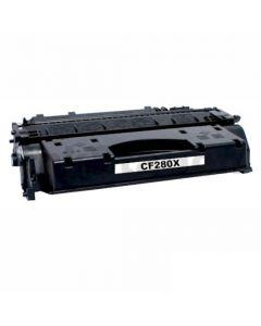 HP CF280X musta 6900 sivua Mustekasetti.com