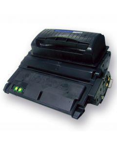 HP Q5942A musta 20000 sivua 80% enemmän sivuja Mustekasetti.com
