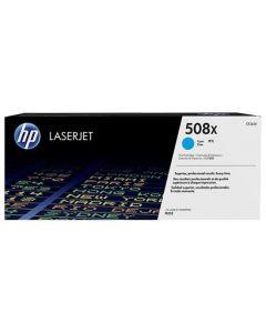 HP CF361X syaani 9500 sivua Original mustekasetti