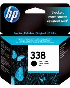 HP C8765E No 338 musta 11ml Original mustekasetti