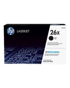 HP CF226X musta 9000 sivua Original mustekasetti