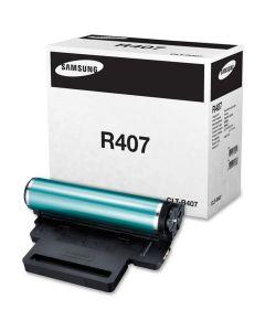 Samsung CLT-R407 rumpu Original mustekasetti