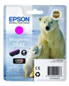 Epson C13T26334010 magenta XL 9,7ml Original mustekasetti