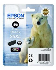 Epson C13T26314010 fotomusta XL 9,7ml Original mustekasetti