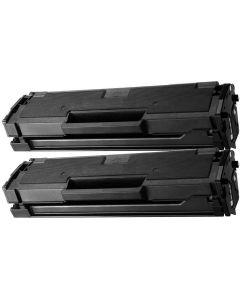 Samsung MLT-D101S musta 1500 sivua x 2 kpl Mustekasetti.com