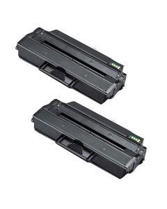 Samsung MLT-D103L musta 2500 sivua x2 kpl Mustekasetti.com