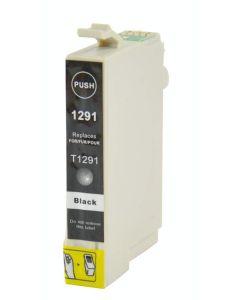 Epson C13T12914010 musta 14ml +30% enemmän Mustekasetti.com
