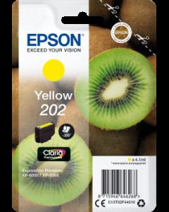 Epson T202 keltainen 4,1ml Original