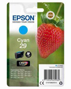 Epson C13T29824010 syaani 3,2ml Original mustekasetti