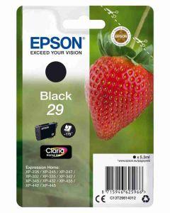 Epson C13T29814010 musta 5,3ml Original mustekasetti