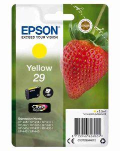 Epson C13T29844010 keltainen 3,2ml Original mustekasetti