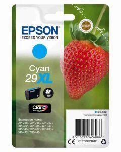 Epson C13T29924010 syaani XL 6,4ml Original mustekasetti