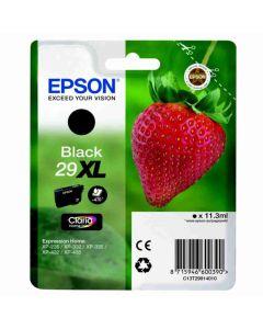 Epson C13T29914010 musta XL 11,3ml Original mustekasetti