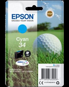 Epson T3462 syaani 4,2ml Original