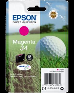 Epson T3464 keltainen 4,2ml Original