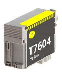 Epson C13T76044010 keltainen 32ml Mustekasetti.com