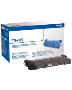 Brother TN-2320 musta 2600 sivua Original mustekasetti