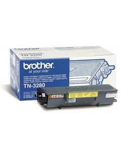 Brother TN-3280 musta 7800 sivua Original mustekasetti