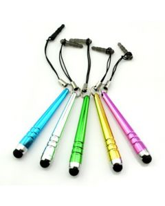 Touch Pen kosketuskynä älypuhelimille ja tableteille 5 väriä
