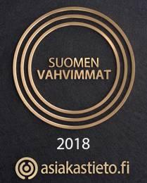 Suomen Vahvimmat yritykset 2018